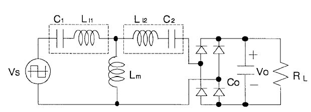 Artificial Heart Circuit Diagram