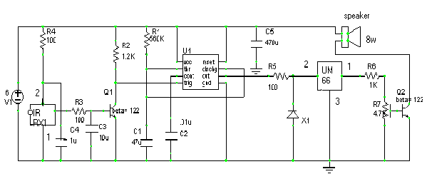 electronic watchdog transmitter png rh a4academics com Electronic Circuit Symbols Electronic Circuit Animation