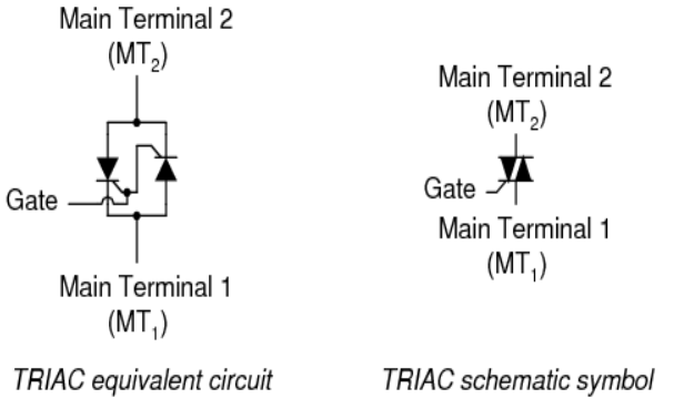 TRIAC Circuit