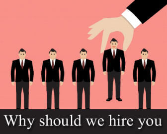 Why Should We Hire You? | Answers at A4academics